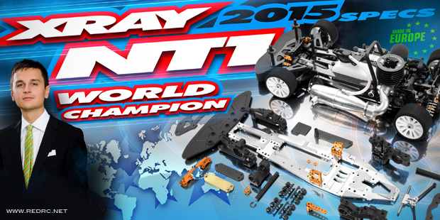 Xray NT1 World Championship limited edition kit
