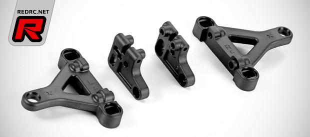 Xray X12 & X10 graphite front suspension parts