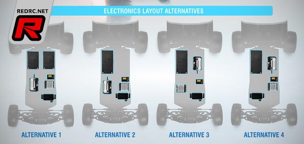 Xray XB4'15 4WD electric buggy kit