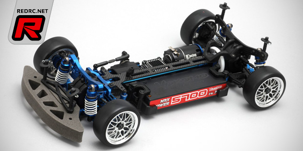 Yokomo Drift Package DPR & Imadoki Alpha kits