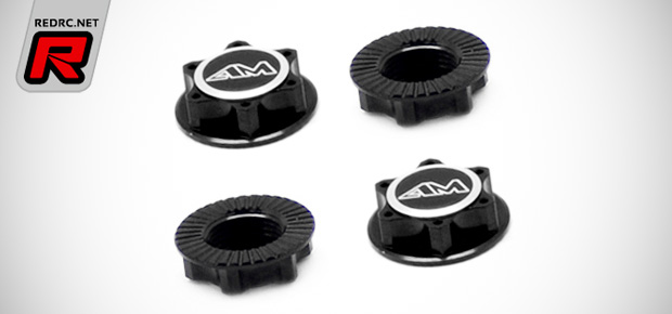Arrowmax 1/8th lightweight closed wheel nuts