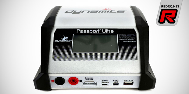 Dynamite Passport Ultra 100W AC/DC Touch charger