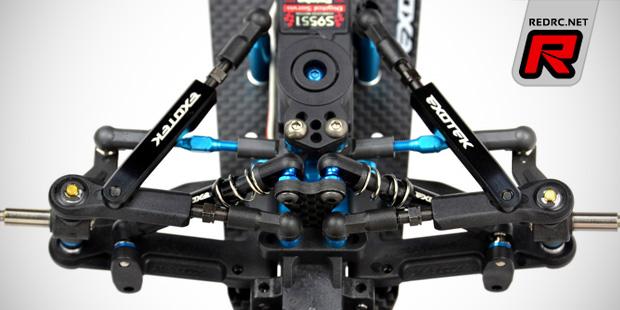 Exotek F1R2 IFS independent front suspension set