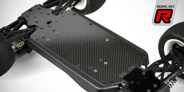 Exotek Mini 8ight-T carbon & aluminium option parts