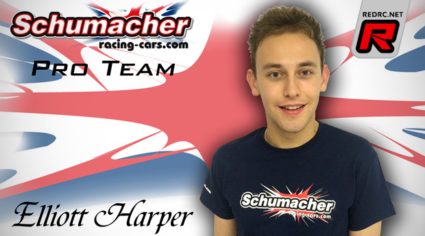 Elliott Harper signs with Schumacher
