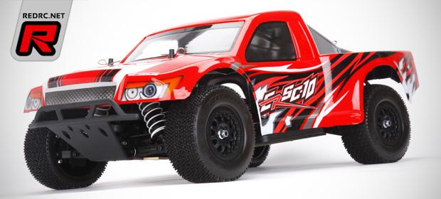 Intech ERSC-10 1/10th 4WD short course truck