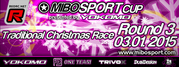 Mibosport Cup Christmas Race – Date change