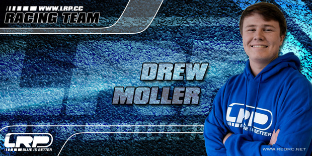 Drew Moller re-signs with LRP
