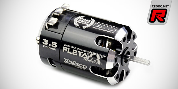 Muchmore Fleta ZX 3.5T 1:12 WC Spec brushless motor