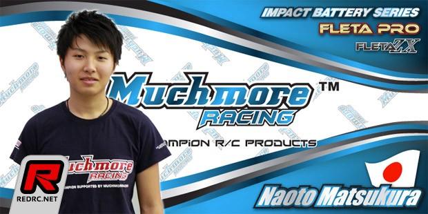 Naoto Matsukura joins Muchmore Racing