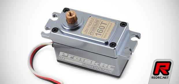 ProTek R/C 160T low-profile digital servo
