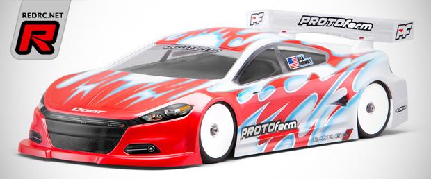 Protoform Dodge Dart 190mm touring car bodyshell