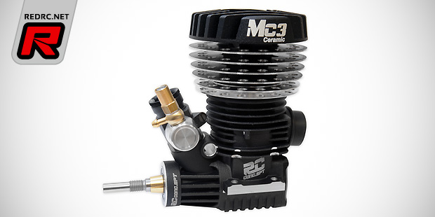 RC Concept 1/8th off-road engines