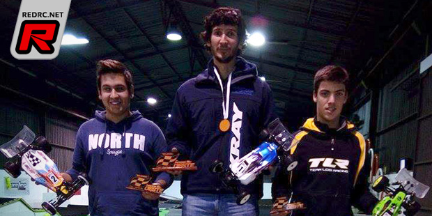 Miguel Matias doubles at RC Oeste Birthday race