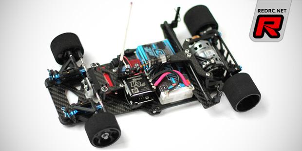 RSD RR12 1/12th scale kit