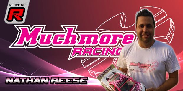 Nathan Reese teams up with Muchmore Racing