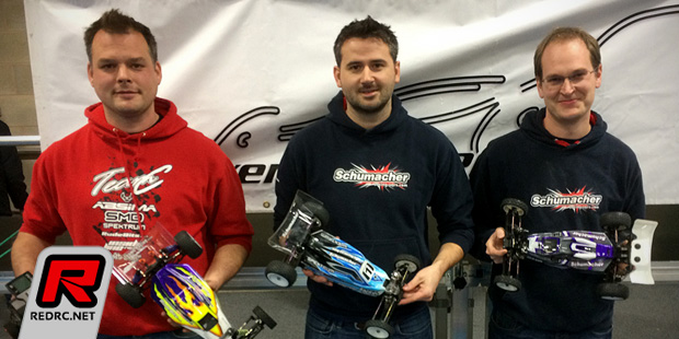 Lloyd Storey wins 2WD at SWS Rd3
