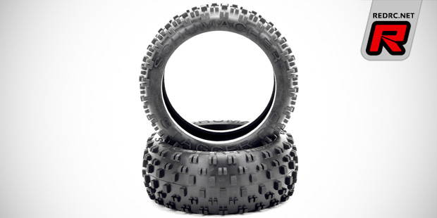 Schumacher 1/8th Stagger buggy tyre