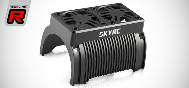 SkyRC 1/5th brushless twin motor cooling fan