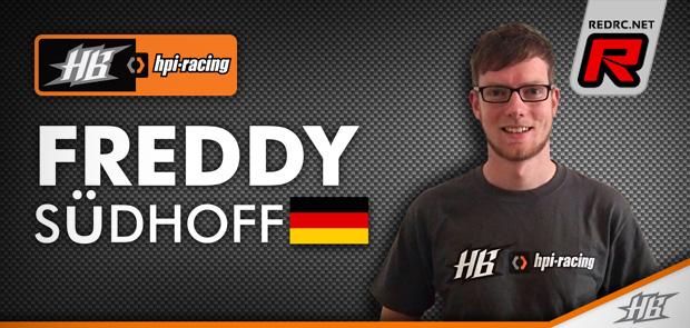 Freddy Südhoff teams-up with HB-HPI
