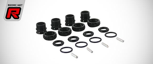 Teamsaxo aluminium body height adjusters