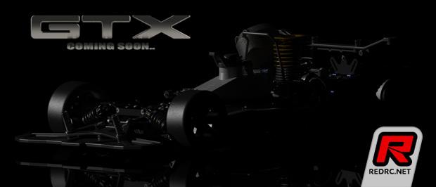 WRC GTX 1/8th nitro on-road kit