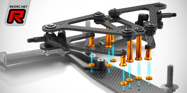 Xray X1 1/10th formula car kit