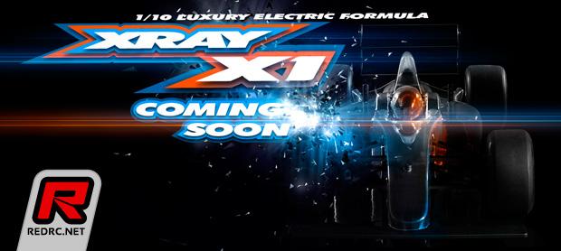 Xray X1 1/10th formula kit - Coming soon