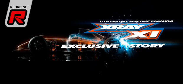 Xray X1 formula kit – Exclusive story coming soon