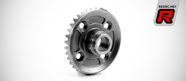 Xray XB4 steel differential & drive gears