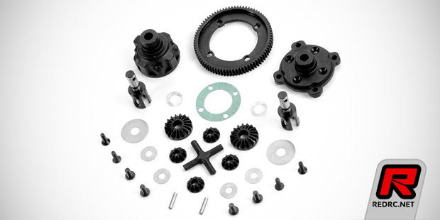 Xray XB4 gear centre differential set
