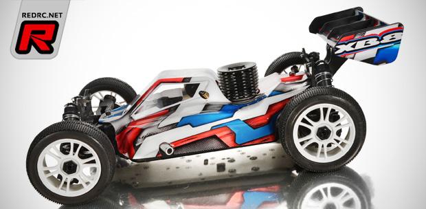 Xray XB8 2015 Spec 1/8th nitro buggy kit