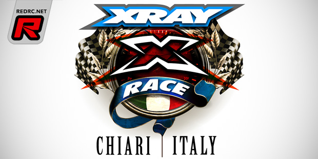Xray X Race Italy 2015 – Announcement