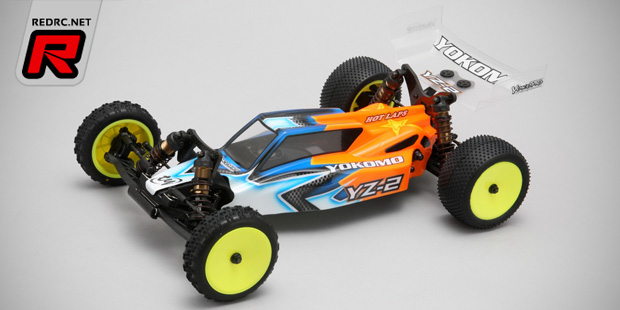 Yokomo YZ-2 1/10th 2WD mid motor buggy kit
