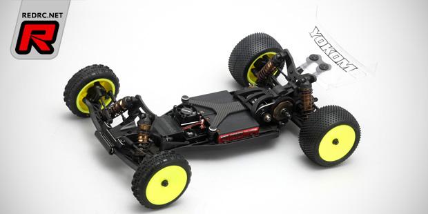 Yokomo YZ-2 1/10th 2WD mid motor buggy kit