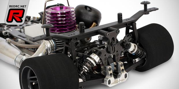 ARC R8.0 1/8th nitro on-road kit