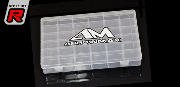 Arrowmax transparent parts boxes