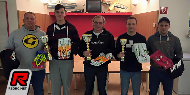 Robin Kaiser wins at Austrian 1/12th Stock Nationals