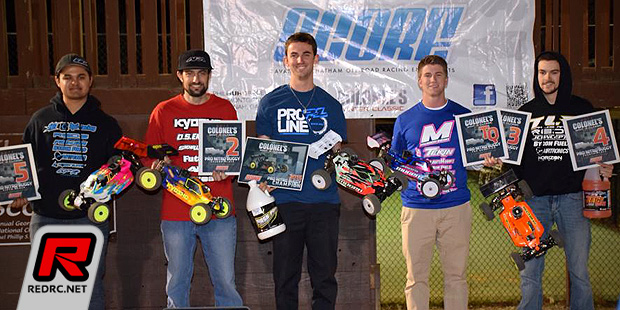 McGinty & Ogden win at the Colonels Winter Classic