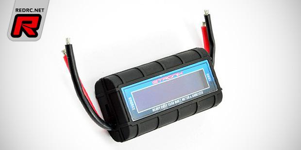 Etronix 150A watt meter & power analyser