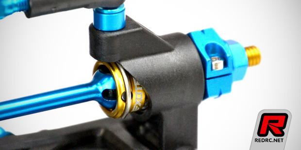Exotek TRF, TB & DETC410 alloy rear wheel axles