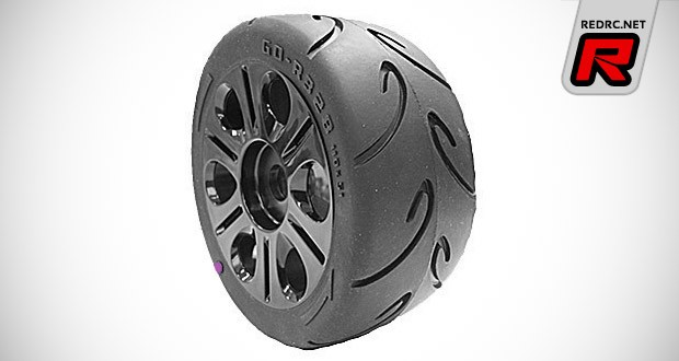 GQ Products V3 compound TC & 1:8 GT tires