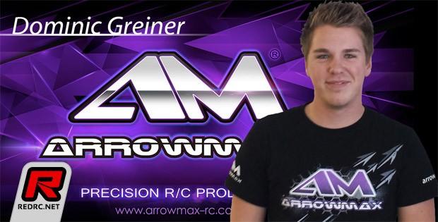 Dominic Greiner joins Arrowmax