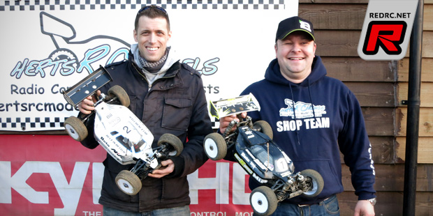 Truman & Reeves win at HNMC Winter Series Rd8