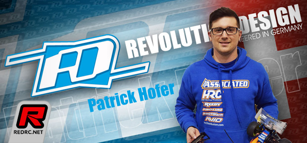 Patrick Hofer signs with RDRP