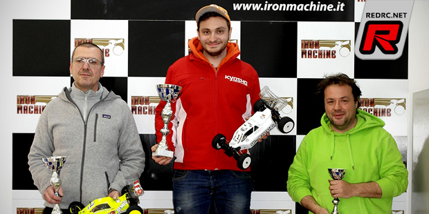 Davide Tortorici wins Italian Electric Offroad champs