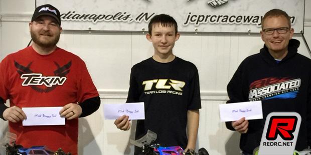 JCP RC Raceway Electric Points Series Rd3