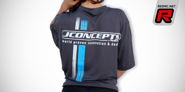 JConcepts moisture wicking shirt