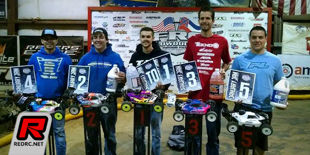 Cole Ogden wins at the 2015 January Jam