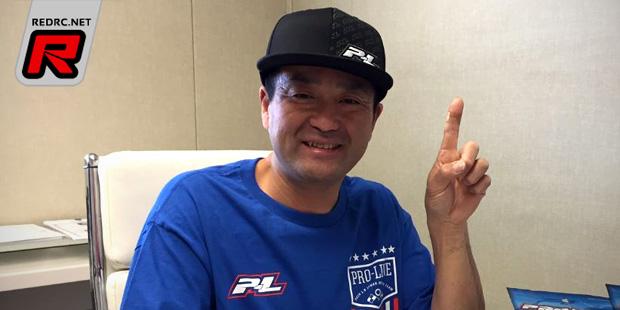 Yuichi Kanai is back with Pro-Line